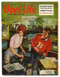 Boys' Life, Sept. 1960