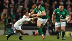 Jacob Stockdale has insisted Ireland have never considered themselves the world's best Test team. The Ulster wing has admitted he never wants to be on the Scottish Rugby, Irish Rugby, Tricky Games, Ireland Rugby, Six Nations, Opening Weekend, All Blacks, Rugby World Cup, S Man