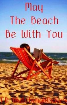 Sand Dreaming about summer and days on the beach. Either in the water swimming or on the sand reading. Life is good. Beach Reading, Beach Quotes, Ocean Quotes, I Love The Beach, Book Of Life, Beach Bum, Beach Relax, Seaside, Life Is Good