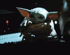 Baby Yoda The Mandalorian GIF BabyYoda TheMandalorian Cute Discover & Share Yoda Gif, Yoda Drawing, Yoda Images, Star Wars Tattoo, Star Wars Baby, Star Wars Poster, Cute Disney, Cute Characters, Clone Wars