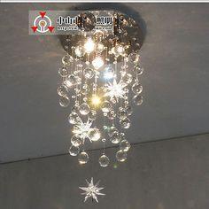 Modern-Crystal-Pendant-Lamp-Lighting-Ceiling-Light-Spiral-Rain-Drop-Chandelier