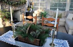 Christmas Home Tour 2016 – Back Porch