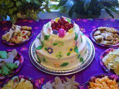 SPRING GIRL CAKE