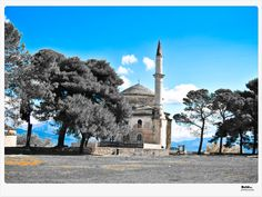 Fethiye Mosque in Ioannina Greek Islands, Personal Photo, Mosque, I Fall In Love, More Photos, Places Ive Been, The Good Place, Taj Mahal, Greece
