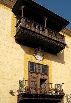 Villa de la Orotava  Tenerife  Spain