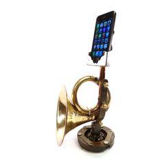 iPhone Amplifier Clutch.