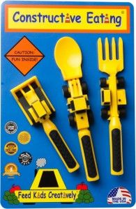 construction cutlery set