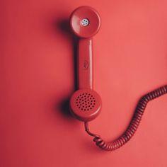 Red phone | VSCO Grid | aaronwalls