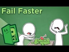 Fail Faster - A Mantra for Creative Thinkers - Extra Credits - YouTube