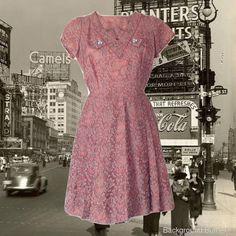 1940s treasures - Vintage Mambo Team Treasury by Kimberli Fuller on Etsy
