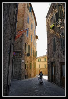 Siena - Intorno a San Girolamo … Foto di Peter Burow su FotoCommunity