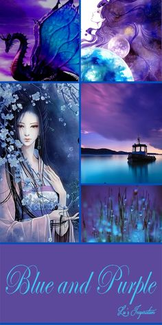 1000 images about color combo purple and blue on - Combination of blue and purple ...