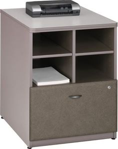 Best 197 Storage Combination W Doors Drawers Black Brown
