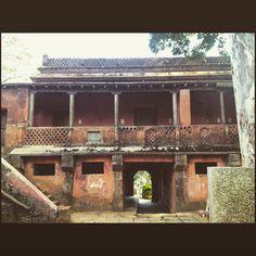 Tipu Sultan's Summer Palace at Nandi Hills