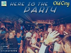 Where is the PARTY? -> Here is the PARTY! | PeLipscani.RO | Ghid dedicat… Old Things, Party, Receptions, Parties