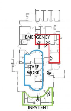 Typicalpatientroomlayouts healthcare design pinterest room the staff work area at ely bloomenson community hospital in ely minn malvernweather Image collections