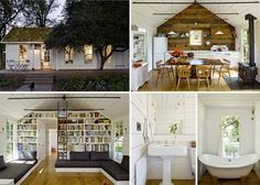 Tiny, 540 sq ft House in Portland, Oregon - http://tinyhouseswoon.com/sauvie-island-tiny-house/#more-1696
