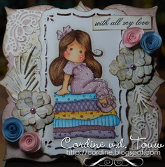 new magnolia card