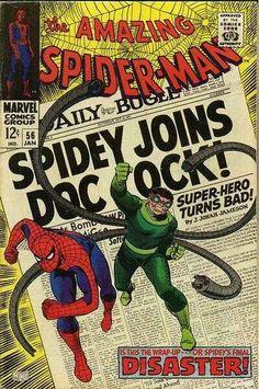 Amazing Spiderman #56 Enero 1968