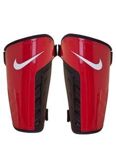 1cea5b5e9 Caneleira Nike Park Guard Vermelha