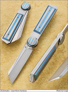 Cool Knives, Knives And Swords, Chevy Diesel Trucks, Damascus Blade, Knife Art, Metal Engraving, Sharpies, Custom Knives, Ocean City
