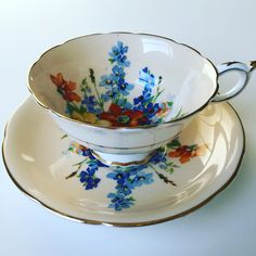 Paragon tea cup