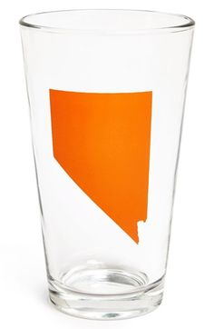 Vital Industries 'State' Pint Glass available at #Nordstrom