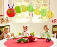 Very Hungry Catapillar party