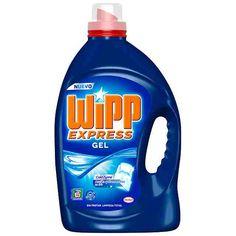 WIPP Detergente Gel 32 dosis,   oferta 6,10€    todastuscompras.com