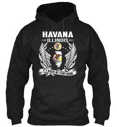 Havana, Illinois - My Story Begins