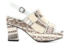 30 Sandals You Need This Summer #refinery29  http://www.refinery29.com/womens-sandals#slide13  Natural Snakeskin