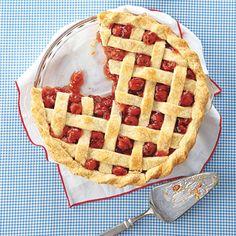 Classic Cherry Pie #recipe