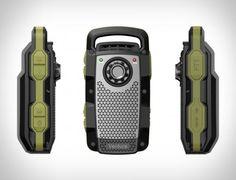 """DREAMWAVE - """"Venture"""" Bluetooth Speaker Walkie Talkie"""