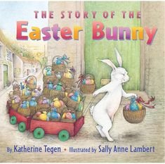 Share storytime about the Easter Bunny with your kids. There are 6 books about Easter in this collection that the whole family will love. #sponsored #paidad #promotion #commissionlink #ad #shopthelook #easterbooks #easter #booksforkids