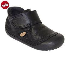 MOVE First flex walker Lauflernschuh, Baby Jungen Lauflernschuhe, Schwarz (Black190), 22 EU - Kinder sneaker und lauflernschuhe (*Partner-Link)