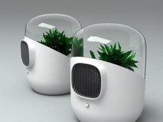 """Système de filtration """"BEL-AIR"""", Design Mathieu Lehanneur"""