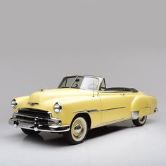 "201 Likes, 3 Comments - Barrett Jackson (@barrett_jackson) on Instagram: ""SCOTTSDALE AUCTION SPOTLIGHT: 1951 @chevrolet Styleline Deluxe convertible owned and driven by…"""