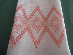 Apricot Jewel Towel by andreaaufieri on Etsy