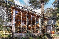 Architecturally Acclaimed - Samurai House