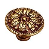 Louis XV Collection Solid Brass Knob - 479 - 47936168