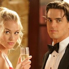 Bryce Larkin and Sarah Walker #chuck  Matt Bomer and Yvonne Strahovski