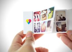 Printstagram Mini Instagram Stickers. I've actually used Printstagram for a few prints! They do a really great job! =)