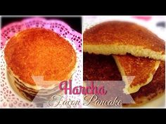 ✿ Harcha façon Pancake de Choumicha. - YouTube