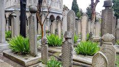 The Süleymaniye Mosque Cemetery