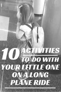 10 Ideas for Keeping Your Little Ones Busy on a Long Plane Ride | eBay