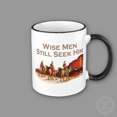 Fun Personalized Apparel, Custom Photo Gifts and Christmas Sayings, Merry Christmas To All, Christmas Mugs, Wise Men, Mug Cup, Custom Photo, Be Still, Bowls, Verses