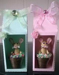 Quilling flower pots | docrafts.com