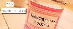 DIY Memory jar xSunkissed