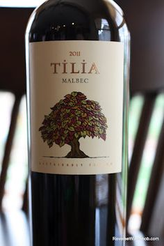 Tilia Malbec 2011 - Velvet. Duck Soup. A snap. A no-brainer. Choose your term, at $5.99 this wine is an easy choice. http://www.reversewinesnob.com/2012/09/tilia-malbec-2011-velvet.html