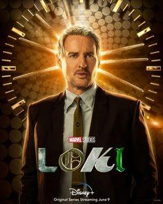 #marvel #loki #mobius Marvel E Dc, Disney Marvel, Marvel Comics Art, Captain Marvel, Marvel Avengers, Best Series, Tv Series, Loki Character, Loki Tv